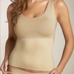 SPANX Intimates & Sleepwear - Spanx Nude Hide & Sleek Scoop-Neck Slimming Cami▪️